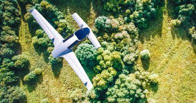 Lilium Electric Flying VTOL Taxi Completes Maiden Flight