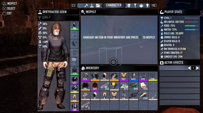 ui-inventory-character-7 days-to-die-seven-horror-horde-weapon-crafting-screenshot-game-review-crop