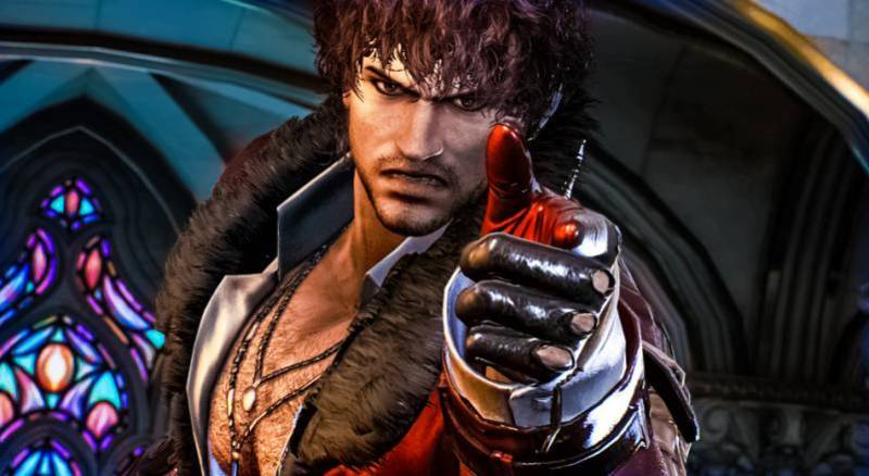 Miguel_Screenshot Tekken 7 Male Fighter Looking Evil Angry