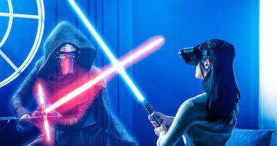 Finally More Info on the Lenovo AR Star Wars Experience