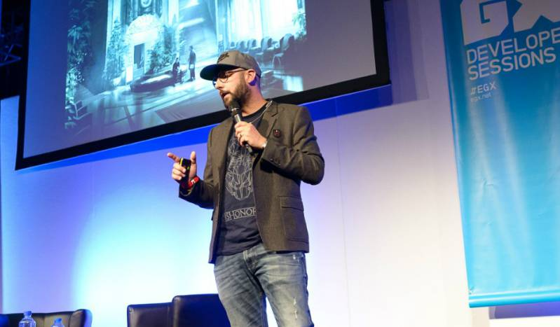 EGX 2017 Gaming Event Uk Birmingham Whats On Dev Sessions Learning
