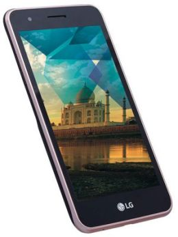 LG K7i Mosquito Away LGX230I Brown Front Smartphone Review Specs