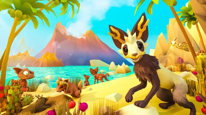 Niche Game Stray Fawn Studio Zurich Switzerland Indie Game Studio Startup Creatures Furry Critters Genetics STEM Game Turn Based Strategy New Lets Play Review Video Adams Story Campaign Beach