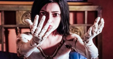 Alita Battle Angel Trailer Opinion New Remake Movie Cyborg Hands Anime Eyes CGI Actress Crop