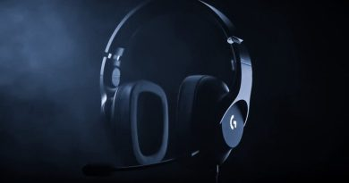 Logitech G Releases New Multi-Platform Gear 'PRO Gaming Headset'