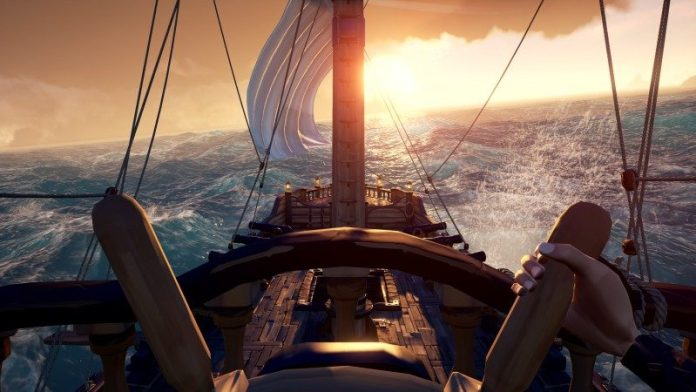 Sea-of-Thieves-Review-At-The-Helm-Steering-Wheel-Open-World