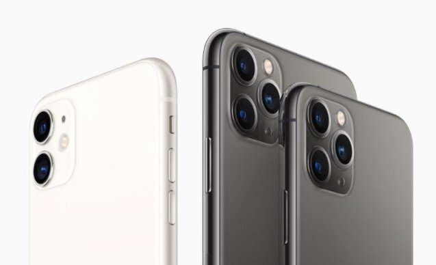 New Apple iPhone 11's and Apple Watch Series 5 coming to Vodafone UK 3