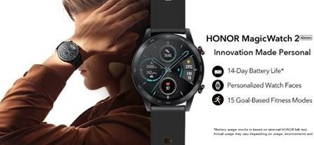 Honor MagicWatch 2 specs