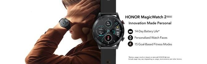 HONOR unveils the Brand-New HONOR MagicWatch 2 6