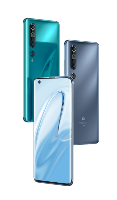 Xiaomi announces the global launch of the Mi 10/10 Pro and 10 Lite 9