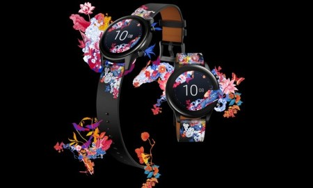Floral Horse Magicwatch 2 strap