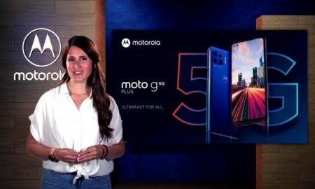 Angelina Gomez Motorola Global Product Marketing Moto G 5G Plus