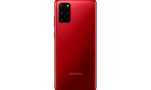 Samsung Galaxy S20 5G in Aura Red