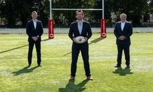 Vodafone British and Irish Lions 2012 Tour
