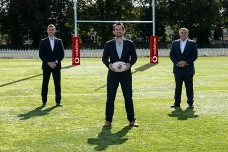 Vodafone British and Irish Lions 2012 Tour