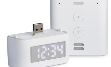Echo Flex and Smart Clock Product 1