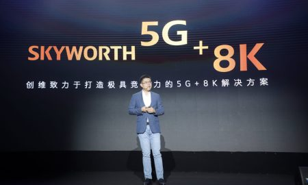 SKYWORTH TV Autumn Product Launch Tony Wang