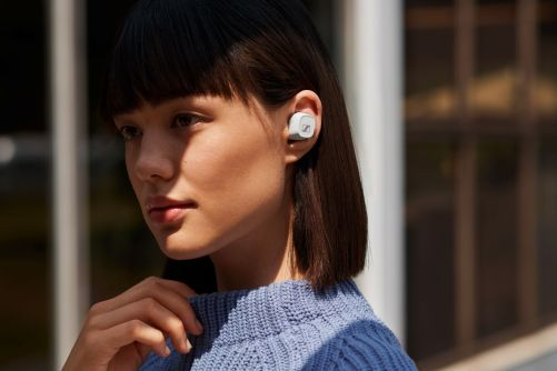 Sennheiser True Wireless Earbuds 0207