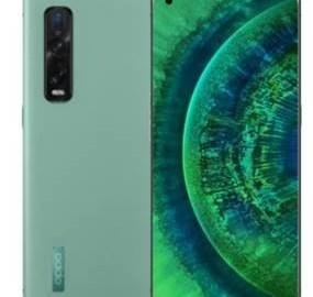 Oppo Find X2 Pro Green