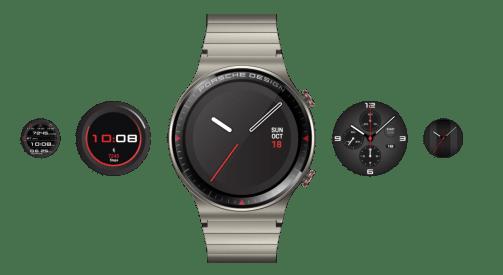 Porsche Design Huawei Watch GT2 pic2