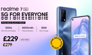 realme 7 5G deal