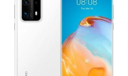 Huawei P40 Pro White