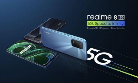 Realme8 5G colours