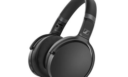 hd 450SE black isofront product shot