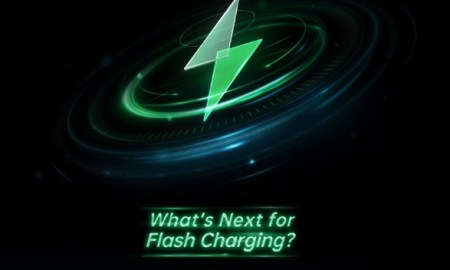 Oppo Flash Charging