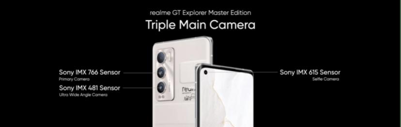 realme gt explorer master edition camera
