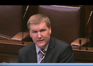 """Carrigaline TD says Banks were """"let off the hook over breaches of mortgage arrears code"""""""