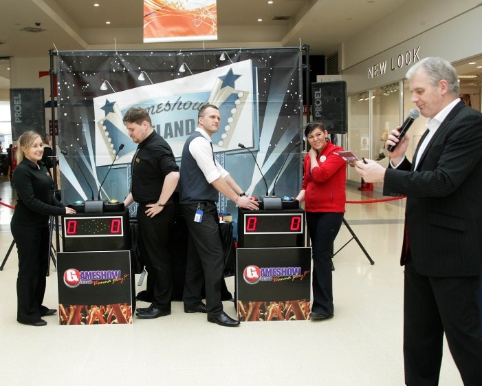 Back to School Quiz at Wilton Shopping Centre