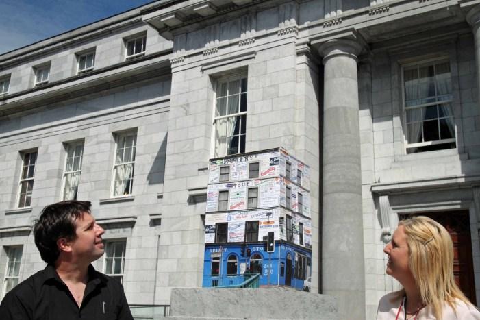 """Flags of the Townlands"" Public Art Project"