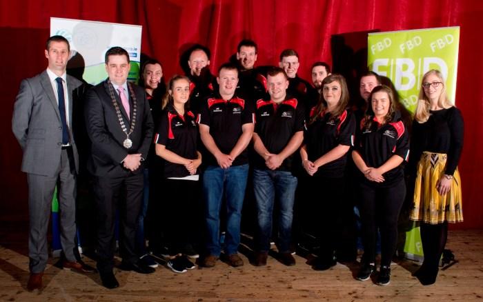 Banteer Macra (from Avondhu, Co Cork) win FBD Capers Title