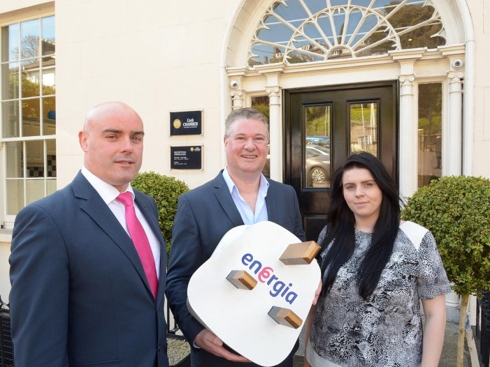 Cork firms 'get energized' about increasing efficiency