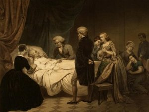 Death of George Washington