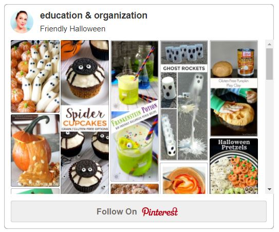Follow Friendly Halloween on Pinterest