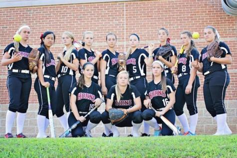 Lady Longhorns are Hitting a Home Run