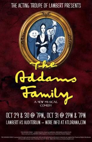 Gothics and Dramatics: Addams Family the Musical