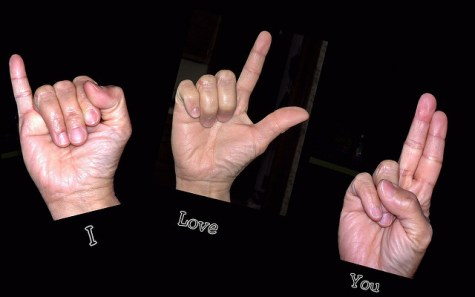 Lambert Linguist: Music Videos of Sign Language (Yeah, That's Right)