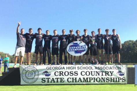 Lambert boys win cross country state championship