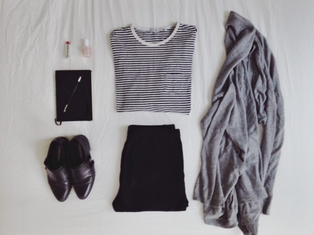Inspiration from Pinterest to my outfit