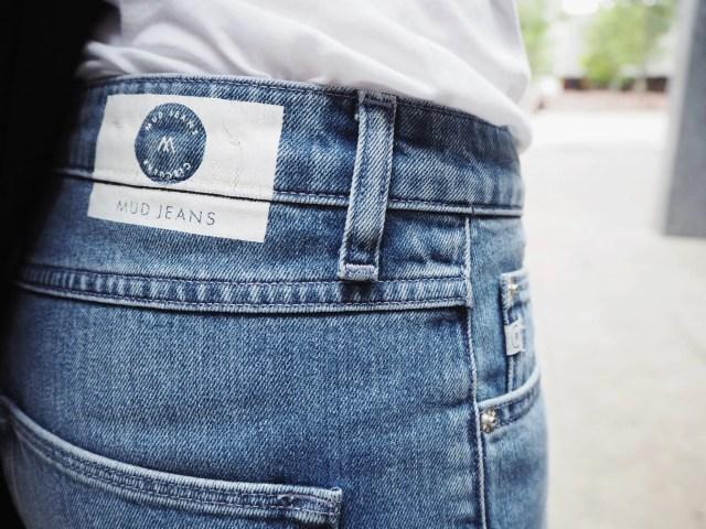 ootd: MUD jeans