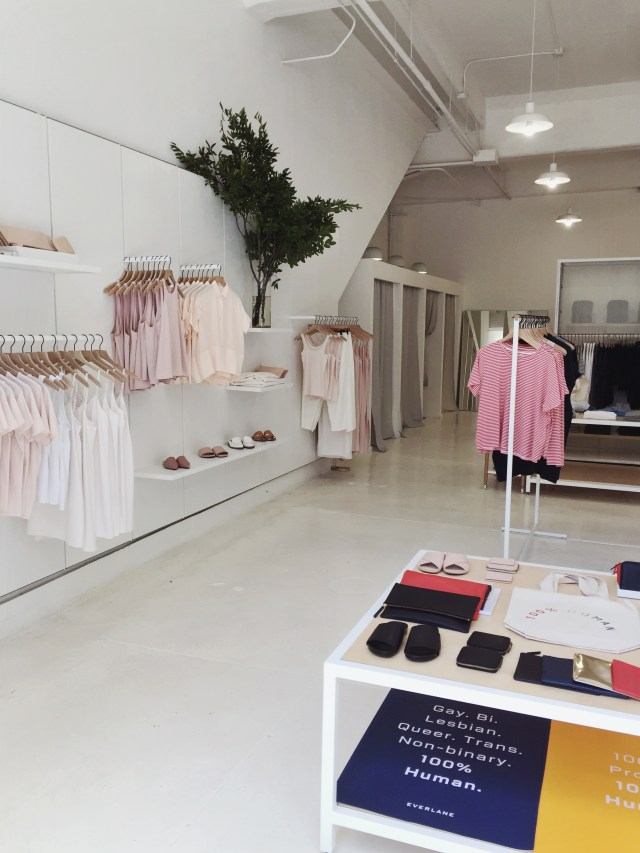 Eco Fashion Shopping: Everlane, San Francisco