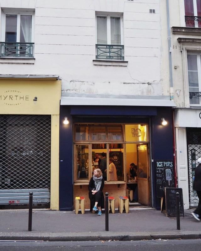 Eco City Guide to Paris