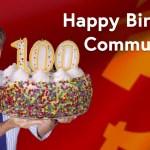 STOSSEL: 100 years of Communist Disaster