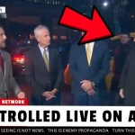 "Man Yells ""CNN is Fake News"" at Anderson Cooper  😂"