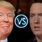 Eminem Triggered by Trump 😂