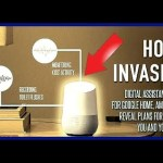 """BUSTED! Google & Amazon """"Digital Assistant"""" Patents For Spying Exposed!"""