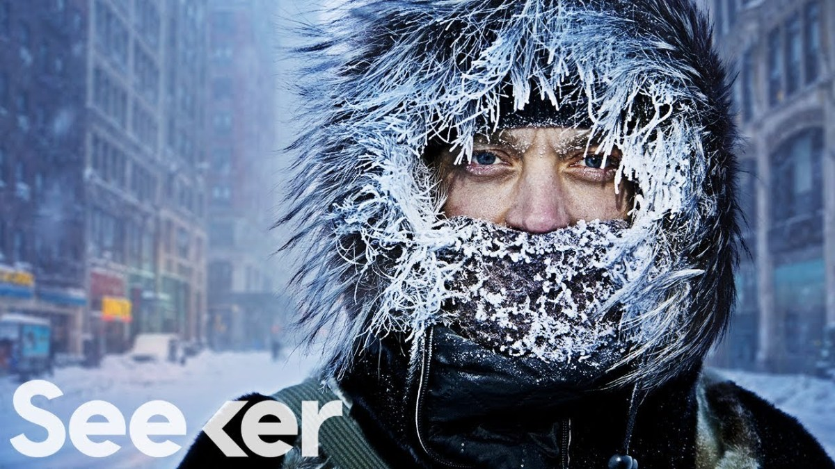 Why Severe Winter STILL Doesn't Disprove Global Warming